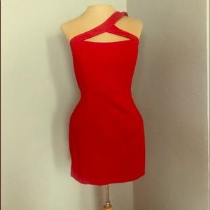 Forever21 Red mini dress
